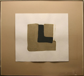 Untitled Limited Edition Print - Conrad Marca-Relli