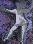 Dancer II 1977 Limited Edition Print - Marino Marini