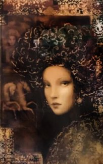 Uliana's Dream 2000 Embellished Limited Edition Print - Csaba Markus