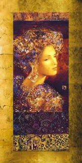 Constantina, Set of 2 Serigraphs 2000 Limited Edition Print - Csaba Markus