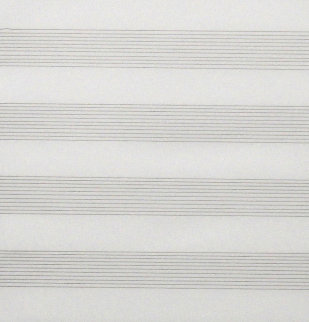 Untitled #4 Lithograph 1991 Limited Edition Print - Agnes Bernice Martin