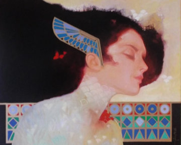 Jewel Egypt III 2008 Embellished Limited Edition Print - Felix Mas