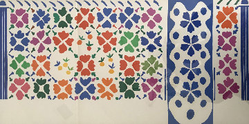 Decoration Fruits Limited Edition Print by Henri Matisse