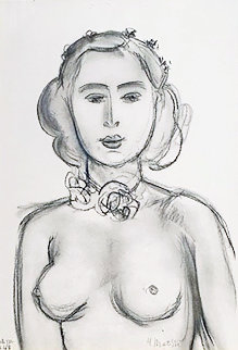 Lydia  1948 Limited Edition Print - Henri Matisse
