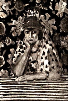 Spain Daughter of Mantera 1922 Limited Edition Print - Henri Matisse