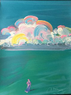 Sage Limited Edition Print - Peter Max