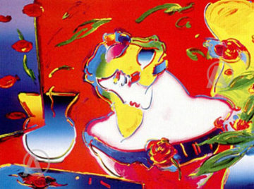 Daydream Limited Edition Print - Peter Max