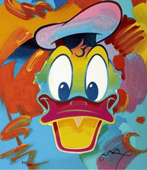 Donald Duck Suite of 4 1994