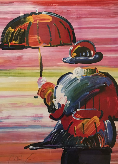 Umbrella Man III 2000