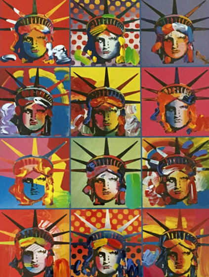 Liberty And Justice For All Unique 42x36