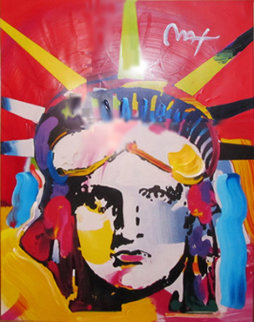 Delta Unique 2000 42x36  - Peter Max