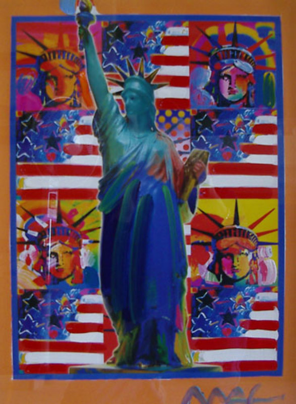 God Bless America - With Five Liberties 2001