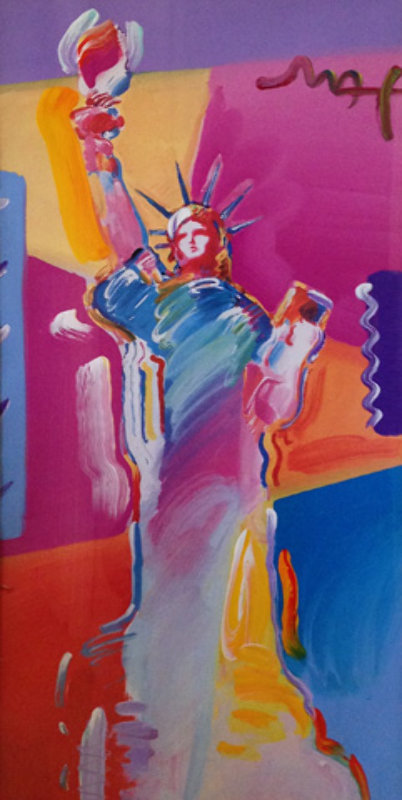 Statue of Liberty 2001 53x34