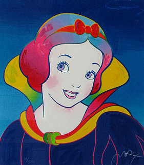 Disney: Snow White 1994 Limited Edition Print - Peter Max