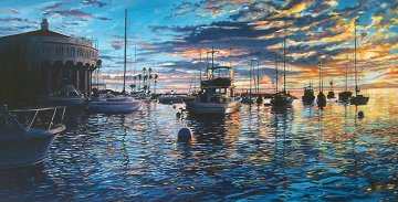 Catalina Heaven PP 1998 Limited Edition Print - Ruth Mayer