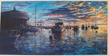 Catalina Heaven 1988 Limited Edition Print - Ruth Mayer