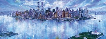 I Love New York 2000 49x129 Mural Limited Edition Print - Ruth Mayer