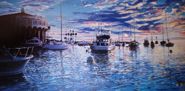 Catalina Heaven 2004 Limited Edition Print - Ruth Mayer