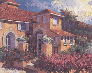 Capri Sunset 1998 Limited Edition Print - Barbara McCann