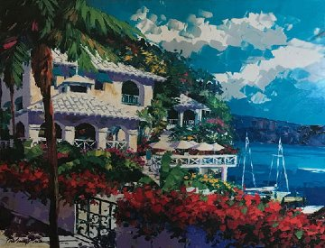 Paradise Bay AP 1996 Limited Edition Print - Barbara McCann