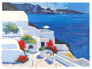 Greek Isles II 1999 Limited Edition Print - Barbara McCann