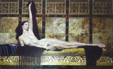 Renee Limited Edition Print - Robert McGinnis