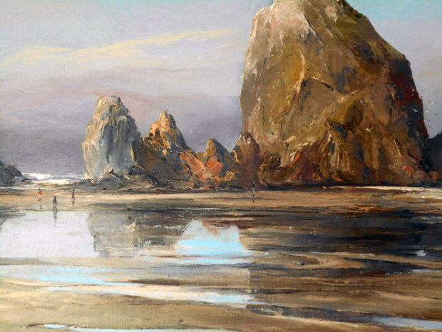 Cannon Beach, Oregon #766 29x36