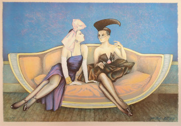 Dolce 1987 Limited Edition Print - Igor Medvedev