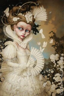 Madame Blanche  2009 Limited Edition Print - Daniel Merriam