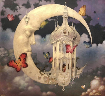 Man in the Moon 2006 Limited Edition Print - Daniel Merriam