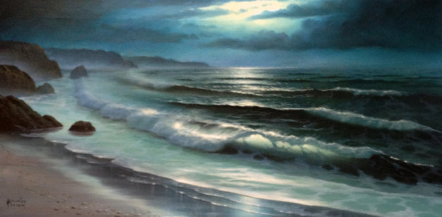 Untitled Seascape 15x30