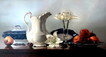 Untitled Still Life 30x20  - Mark H Brown