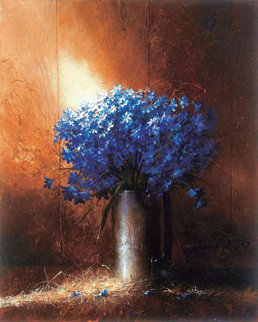 Forget Me Not Limited Edition Print - Michael Gorban