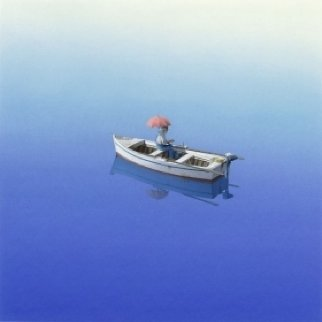 Open Waters  - Simple Pleasures 1980 Limited Edition Print - Zvonimir Mihanovic