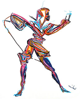 Don Quixote PP Limited Edition Print - Miles Davis
