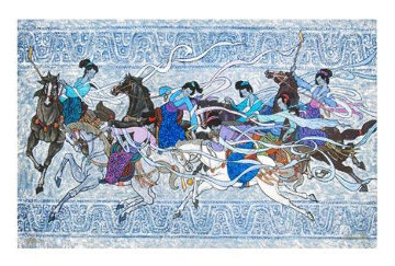 Polo for Seven 2010 Limited Edition Print - Zu Ming Ho