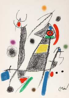 Joan Miro Spanish Abstract Artist For Sale - 73 Listings