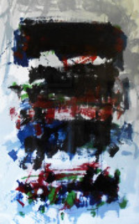 Champs 1990 Limited Edition Print - Joan Mitchell