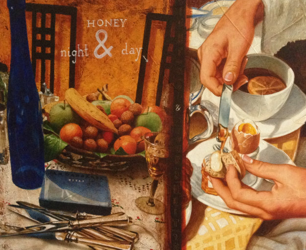 Honey Night And Day 39x39