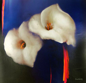 Royal Lillies AP 2006 Limited Edition Print - Victoria Montesinos