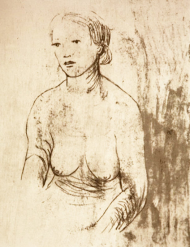 Girl II: From Nudes (Cramer 406)