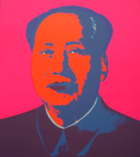 Mao Suite of 5 Silkscreens Limited Edition Print - Sunday B. Morning