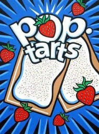 pop tart series set of 5 2009