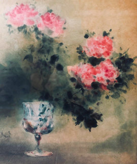 Roses 1976 Limited Edition Print - Kaiko Moti