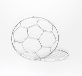 Soccer Ball 2012 Limited Edition Print - Vik Muniz