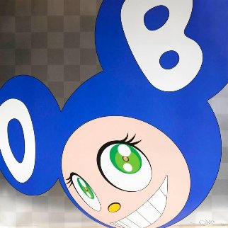 And Then Blue Dob 2011 Limited Edition Print - Takashi Murakami