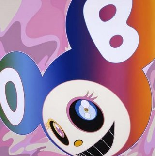 Rainbow Mr Dob 2006 Limited Edition Print - Takashi Murakami