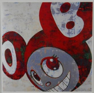 And Then, And Then, And Then... Variation 4 2006 Limited Edition Print - Takashi Murakami
