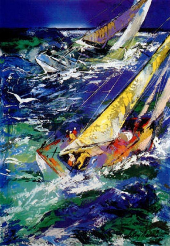 High Seas Sailing II 1995