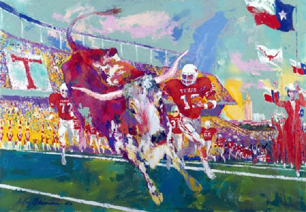 Texas Longhorns 1985